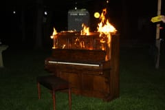 Piano: I'm on Fire